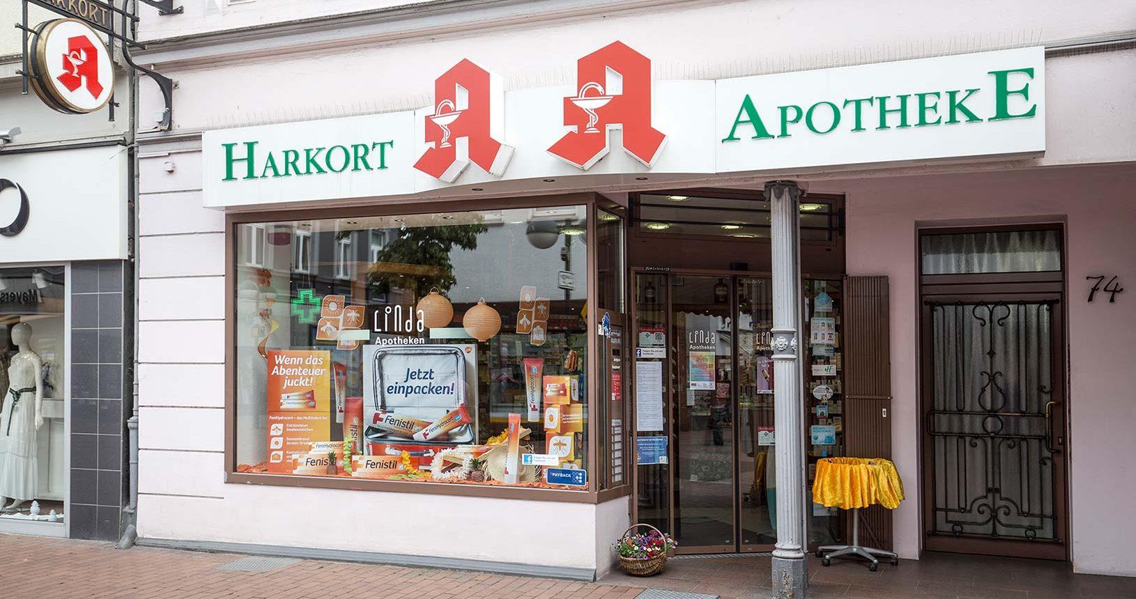 Die Harkort Apotheke in Dortmund Hombruch