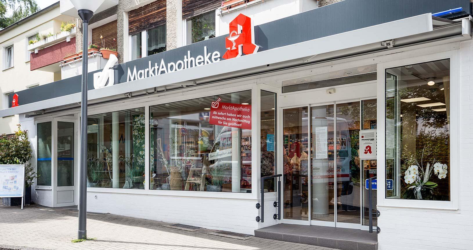 Die Markt Apotheke in Dortmund Wellinghofen