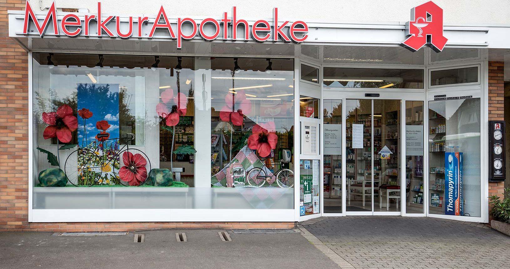 Die Merkur Apotheke in Dortmund Sölde